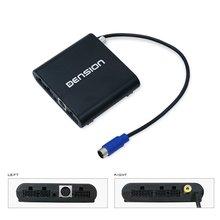 Аудио видеокоммутатор AVRG5P1 для Dension GW 500 для Porsche Cayenne - Краткое описание