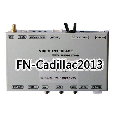 Видеоинтерфейс с навигацией для Cadillac 2013– г.в.