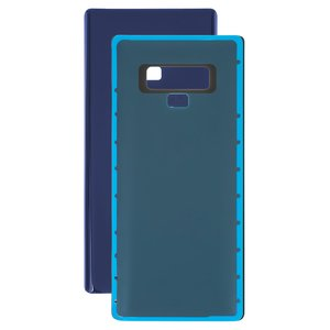Housing Back Cover Compatible With Samsung N960 Galaxy Note 9 Dark Blue Ocean Blue