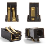 Charge Connector compatible with Nokia 3110c, 3250, 5200, 5300, 6070, 6080, 6085, 6101, 6103, 6111, 6125, 6131, 6151, 6233, 6270, 6280, 6288, 6300, 7360, 7370, 7373, 7390, E50, E61, N70, N72, N73