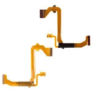 Flat Cable for Panasonic GS18, GS19, GS21, GS25, GS28, GS35, GS38, GS6 Video Cameras, (for LCD)