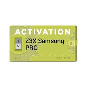 Z3X Samsung PRO Activation (sams_upd)