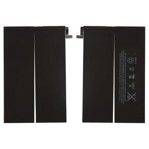 Battery for Apple iPad Mini 2 Retina, iPad Mini 3 Retina Tablets, (Li-ion, 3.75 V, 6471 mAh) #A1512, 020-8257