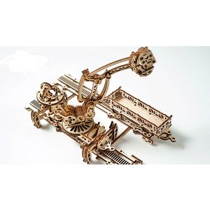 Mechanical 3D Puzzle UGEARS Rail Manipulator