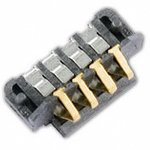 Conector de batería puede usarse con Motorola V3, V3i