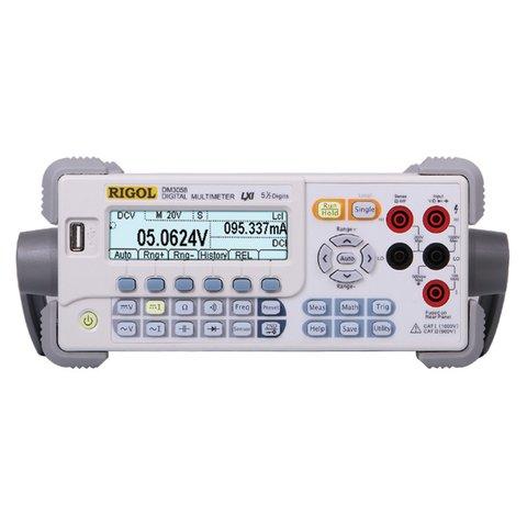 Прецизионный цифровой мультиметр RIGOL DM3058