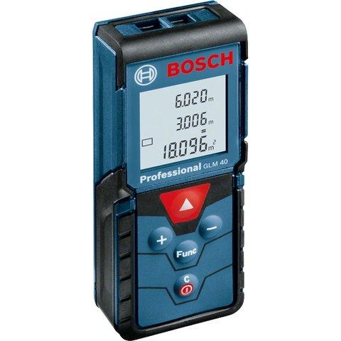 Цифровий далекомір Bosch GLM 40