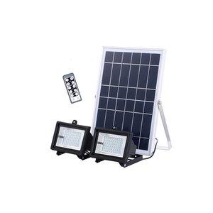 Вуличний LED-світильник з сонячною панеллю SL-383B – 6 В 4000 мАг