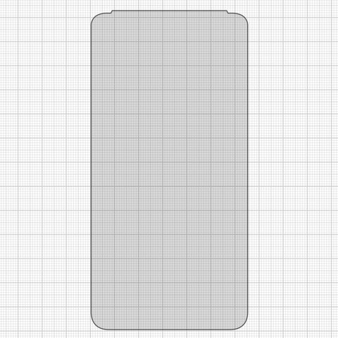 OCA плівка Samsung G965F Galaxy S9 Plus, для приклеювання скла