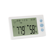 Temperature & Humidity Meters