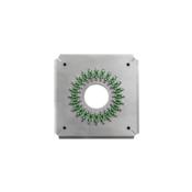 Optic Connector Polishing Fixtures