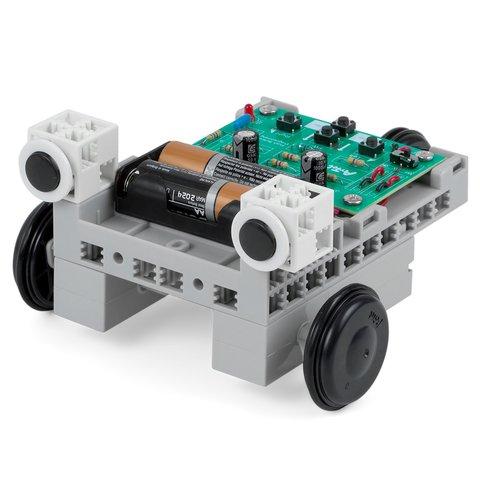 STEM-конструктор Artec Програмований робомобіль BT