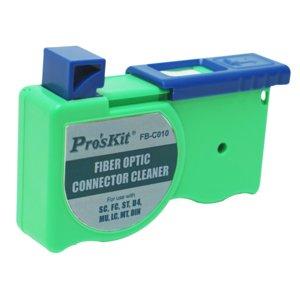Limpiador para conectores de fibra óptica Pro'sKit FB-C010