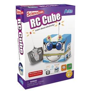 """Juego de construcción Artec """"Coche-robot radiodirigido"""""""