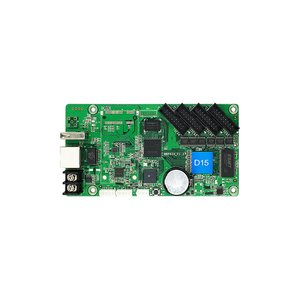 Huidu HD-D15 LED Display Module Control Card (640×64, with Wi-Fi Module)